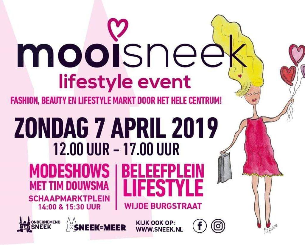 Affiche Mooisneek 2019