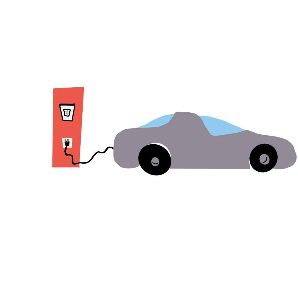 Liflotte Duurzaam bijlage Ying Media electrische auto