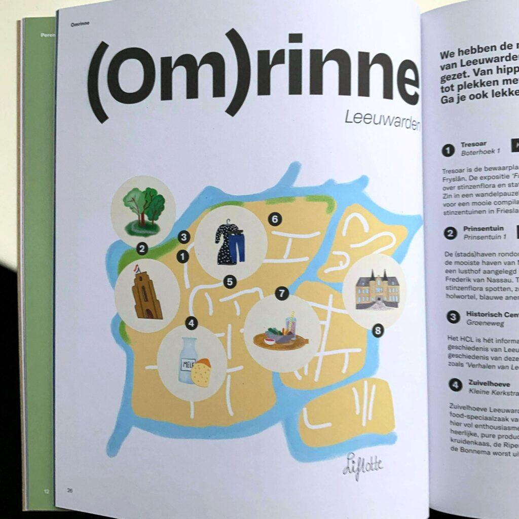 Liflotte Ominne plattegrond De Omrin dl 1 2020