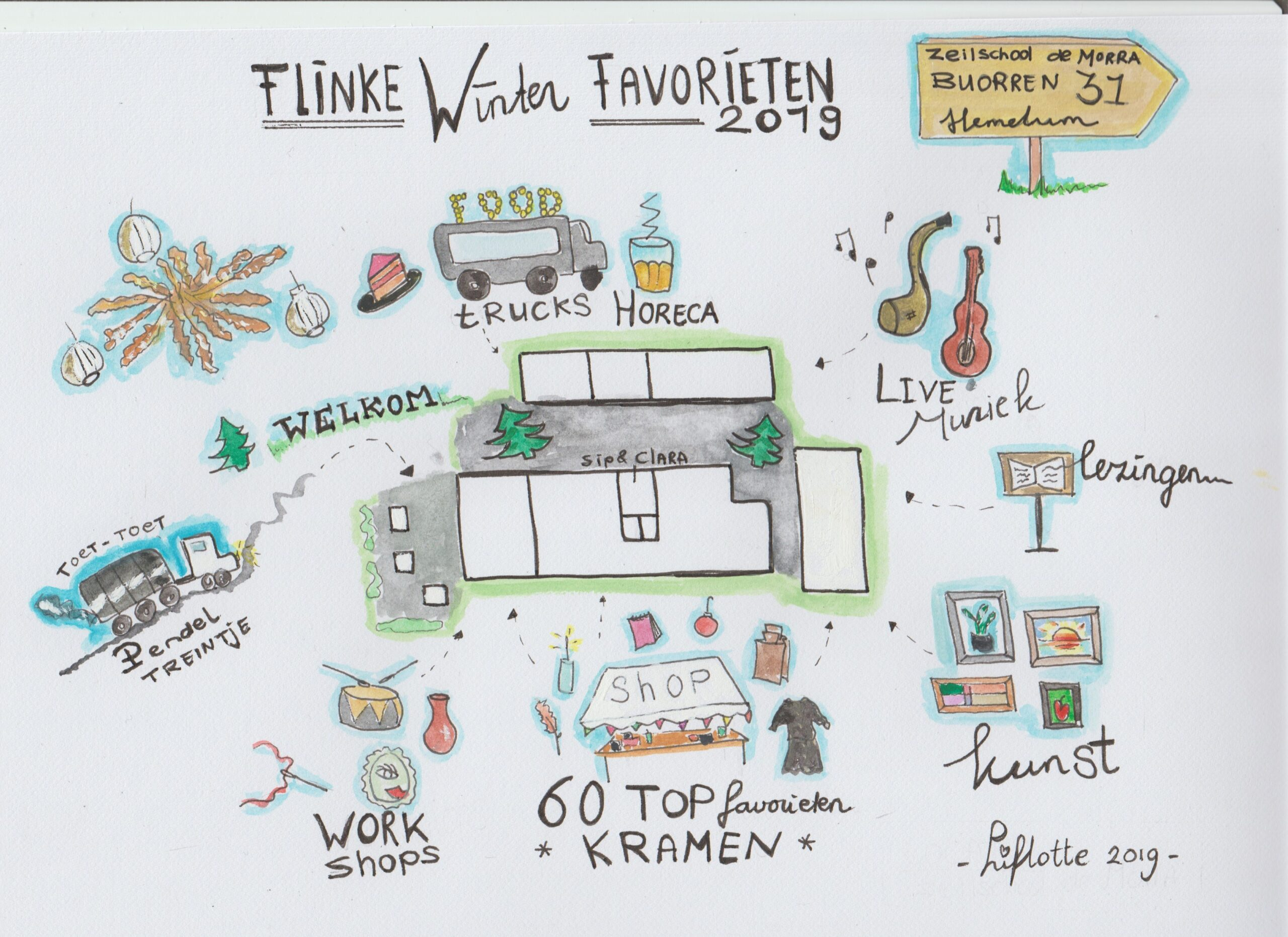Liflotte Plattegrond Flinke Winter Favorieten 2019