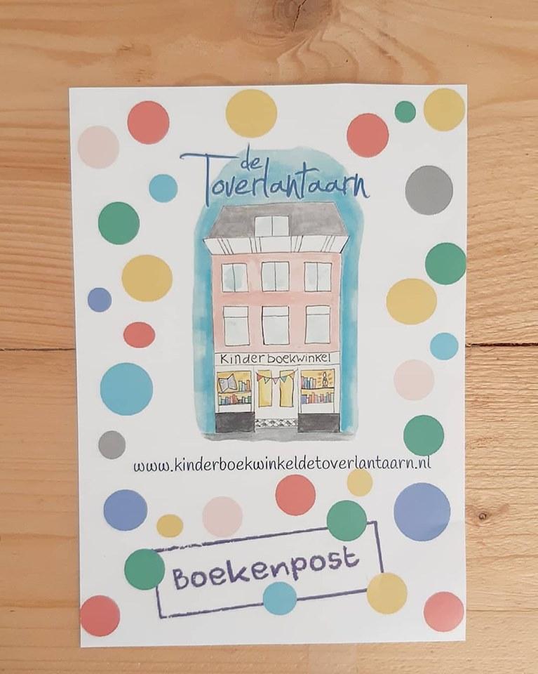 Liflotte boekenpostToverlantaarn