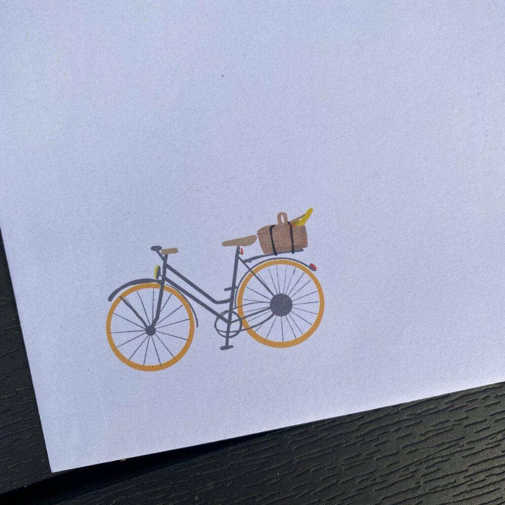 Liflotte Omrin deel 2 envelop