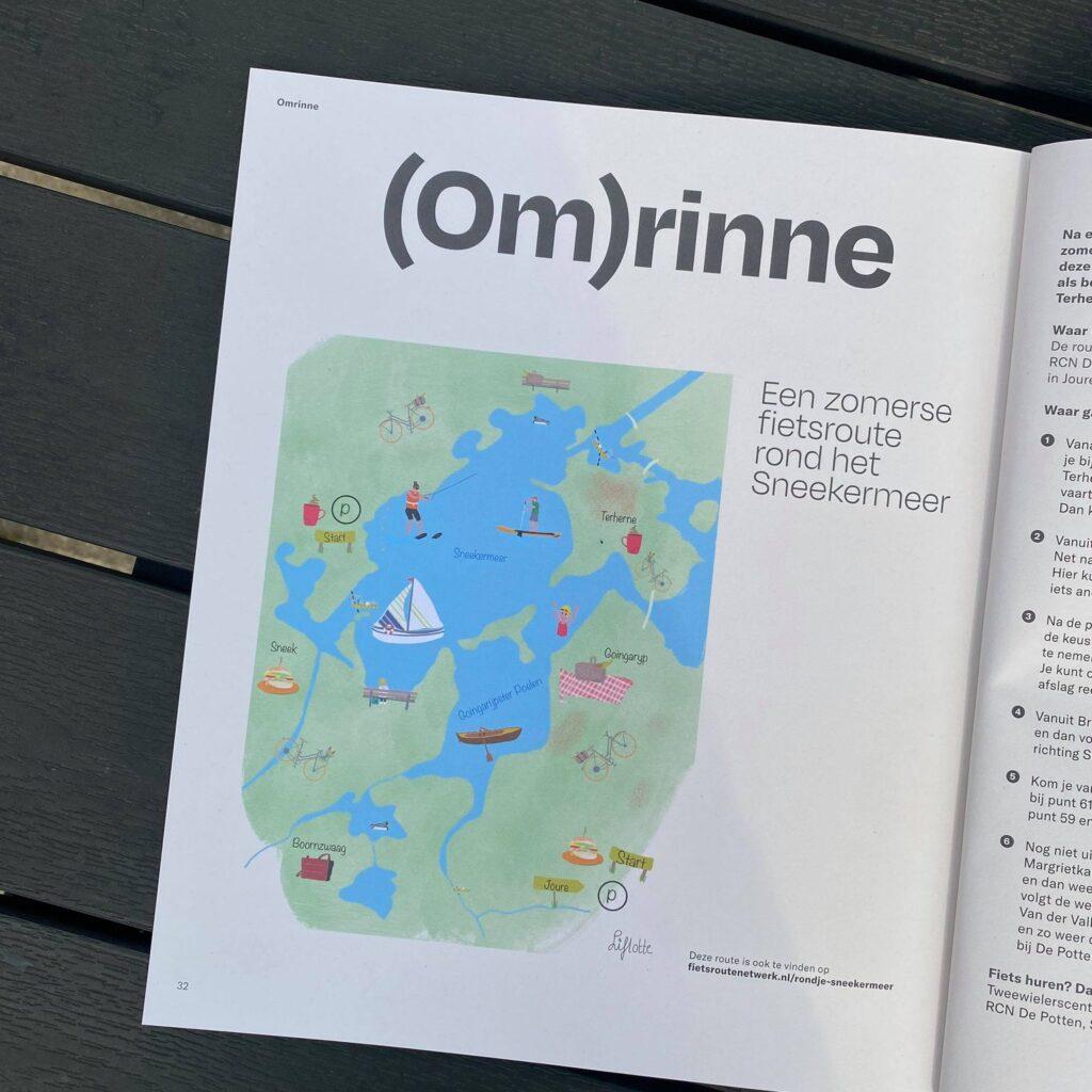 Liflotte Omrinne deel 2