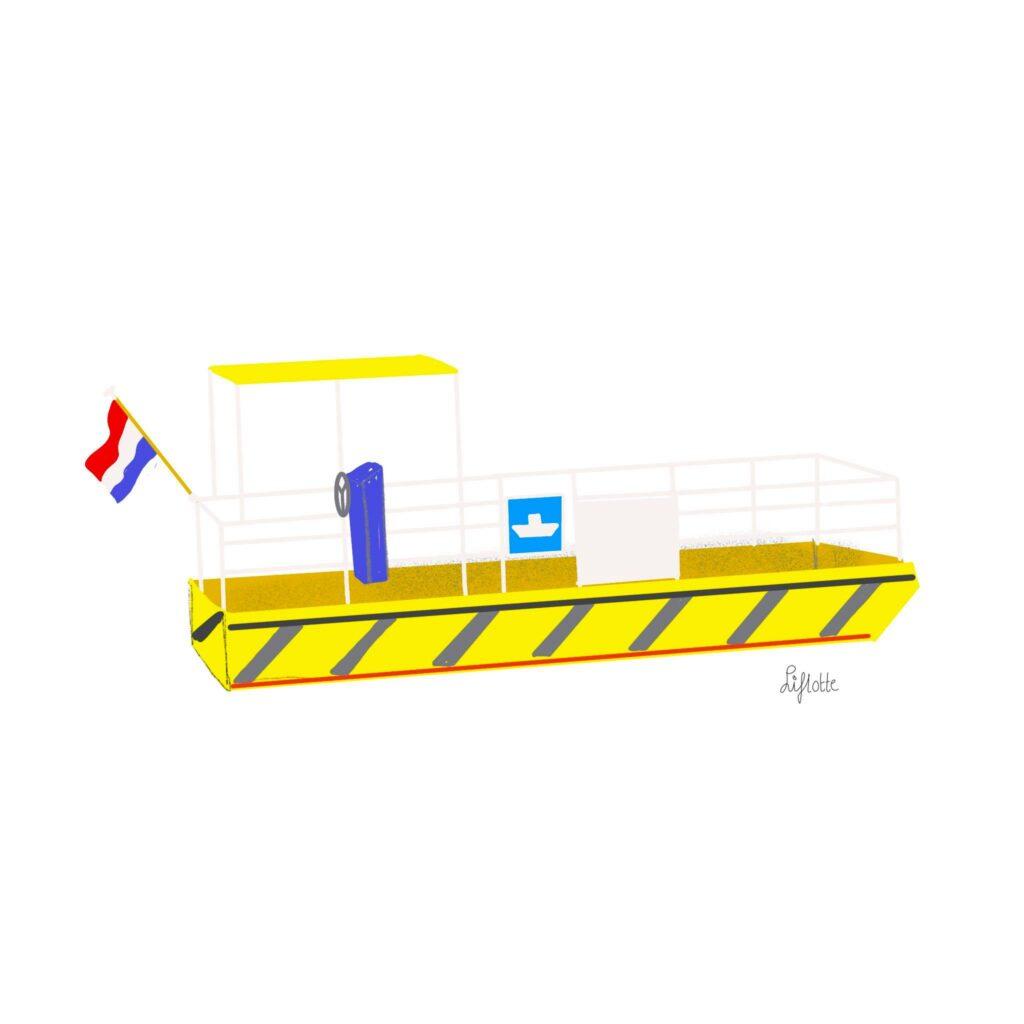 Liflotte omrin deel 2 pontje